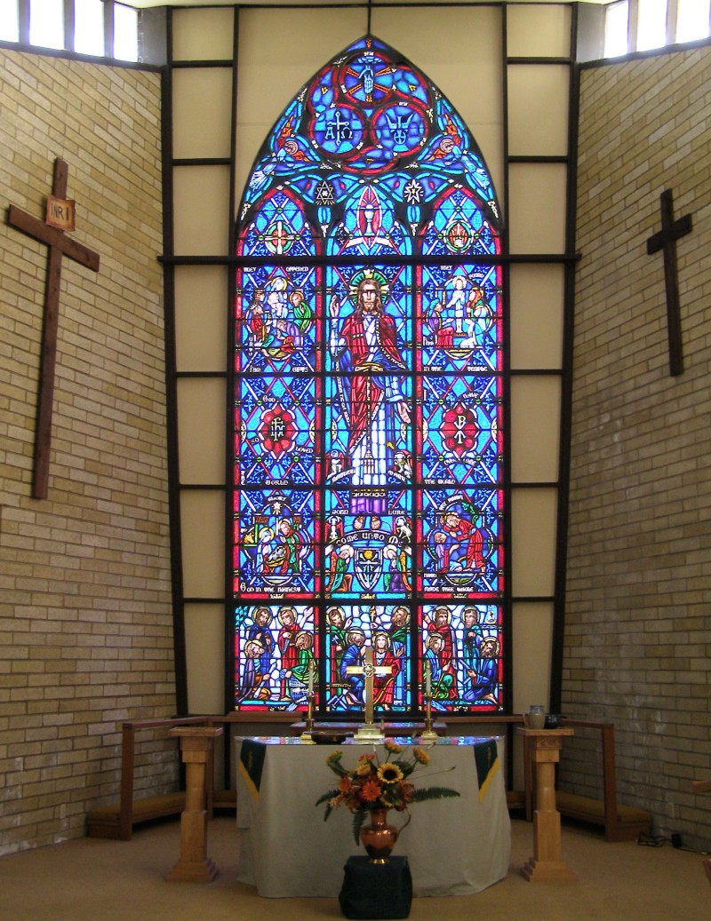 Red bluff first united methodist church
